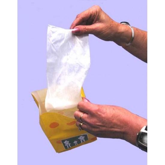 TravelJohn Sick Bags (2 X 5 Bags)